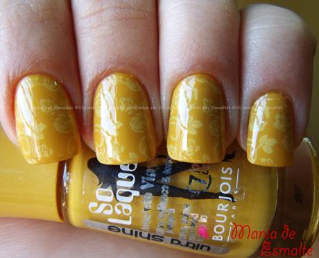 unhas-pintadas-esmalte-amarelo (12)
