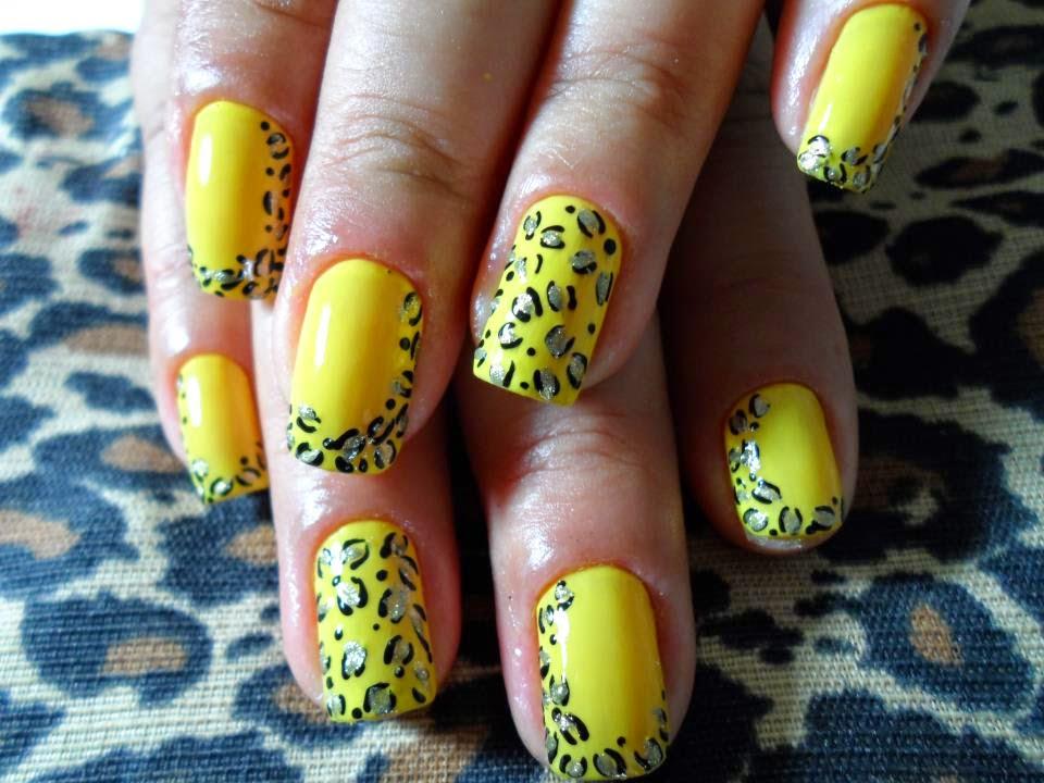 unhas-pintadas-esmalte-amarelo (7)