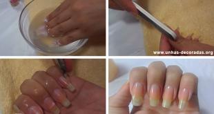 como cortar cutículas