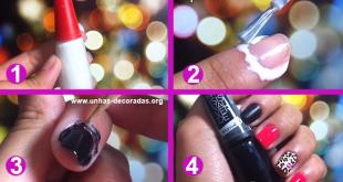 Limpe o borrado do esmalte sem usar acetona