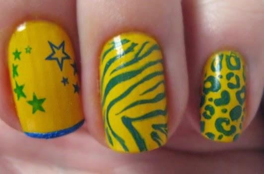 unhas-pintadas-esmalte-amarelo (10)