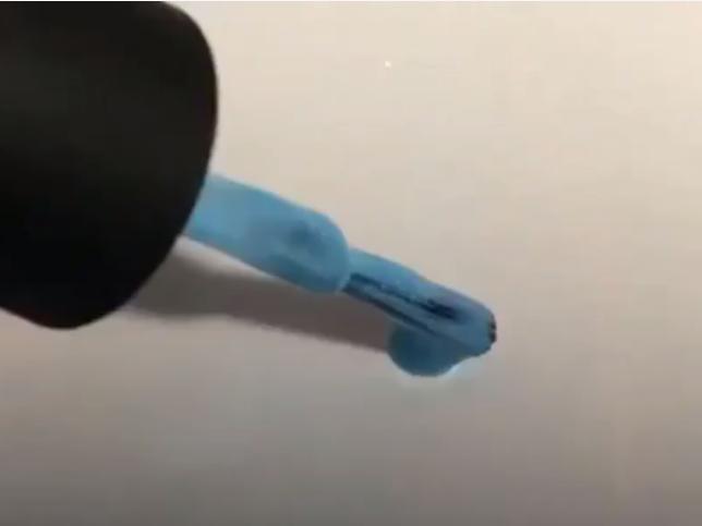 Adesivo de esmalte