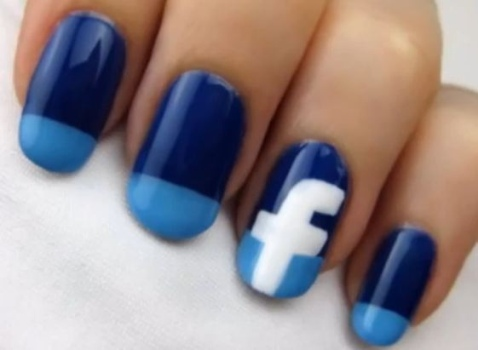 Unhas Decoradas Facebook