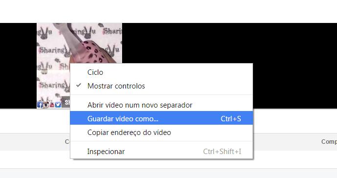Como baixar os vídeos do Facebook no computador sem usar programas