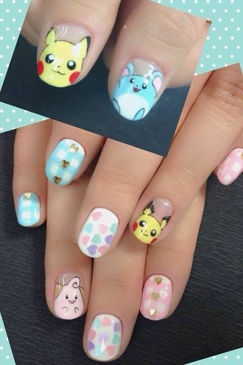 unhas-decoradas-pokemon-1